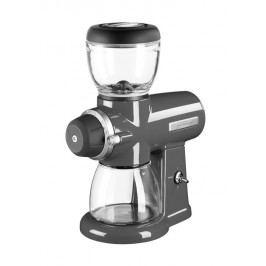 Mlynček na kávu KitchenAid 5KCG0702 strieborno šedá