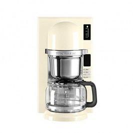 Kávovar na prelievanú kávu KitchenAid 5KCM0802 mandľová