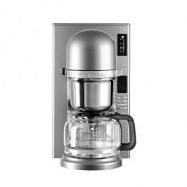 Kávovar na prelievanú kávu KitchenAid 5KCM0802 strieborná