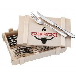 Set steakových príborov Geschenkidee WMF 12 ks