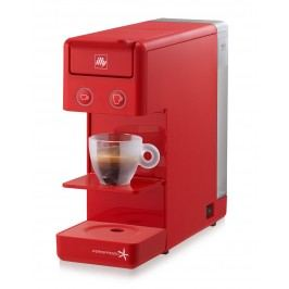 Kávovar Francis Francis Y3.2 Iperespresso Illy červená