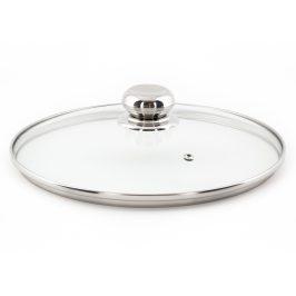 Sklenená pokrievka s parným ventilom Kolimax Premium 26 cm