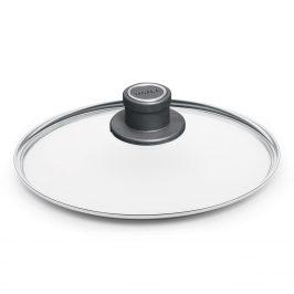 WOLL Sklenená pokrievka s plastovým držadlom Ø 18 cm