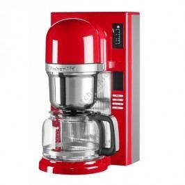 Kávovar na prelievanú kávu KitchenAid 5KCM0802 kráľovská červená