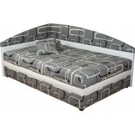 Čalúnená posteľ AGNES