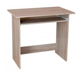 Sconto PC stôl ROMAN dub sonoma