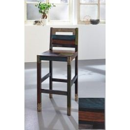 Sconto Barová stolička GOA 3579 mangovník/akácia