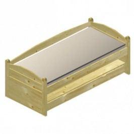 Zvýšená posteľ Model K59 PEDRO