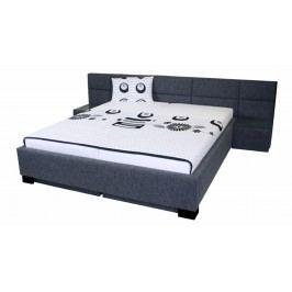 Čalúnená posteľ MEGAN