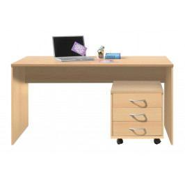 Písací stôl OPTIMUS 39-007-27