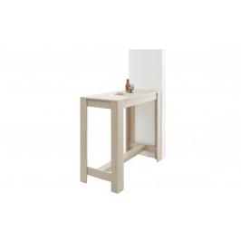Sconto Barový stôl HUGO dub sonoma