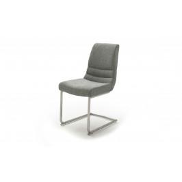 Sconto Jedálenská stolička SADIE 2 sivá