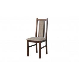 Sconto Jedálenská stolička BOLS 14 hnedá