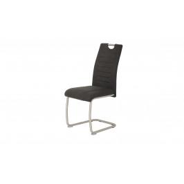 Sconto Jedálenská stolička ULLA S antracitová
