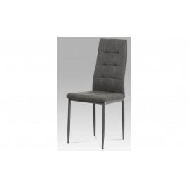 Sconto Jedálenská stolička ADELE sivá