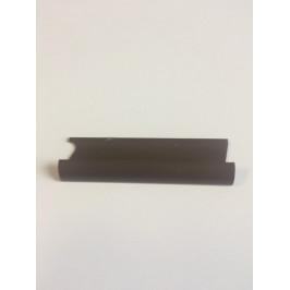 Lišta ukončovacia oblá PVC čokoládová dĺžka 250 cm, výška 9 mm, MAPL9144