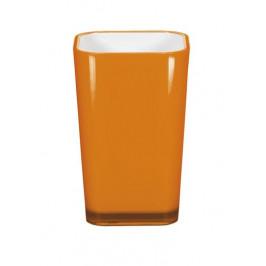 Držiak kefiek Kleine Wolke Easy oranžová, 5061488852