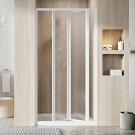 Sprchové dvere 80x185 cm Ravak Supernova biela 02V40100ZG