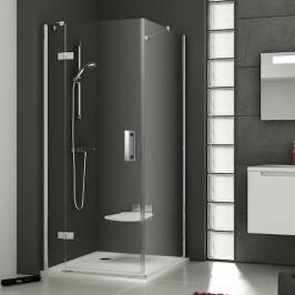 Sprchové dvere Ravak Serie 700 jednokrídlové 120 cm, sklo číre, chróm profil SMSD2120TCRLB