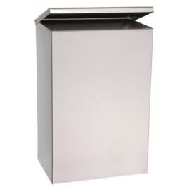 Odpadkový kôš závesný Bemeta 6 l nerez lesk 101915051