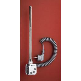 Vyhrievaná tyč s termostatom 600W chróm HT2600