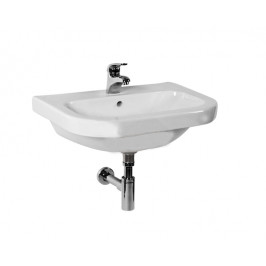 Umývadlo Jika Deep 60x45 cm bez otvoru pre batériu H8126130001091