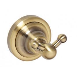 Bemeta Nástenný dvojháčik Ricordi, bronz OPTIMARIC22BR
