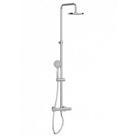 Sprchový systém Jika Mio, oblý dizajn 3371.7.004.571.1