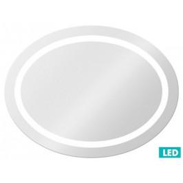 Naturel Zrkadlo s osvetlením led Iluxit 65x85 cm IP55, bez vypínača ZIL8565OVLEDBV