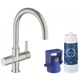 Grohe GROHE Blue Pure OHM sink C-spout G33249DC1