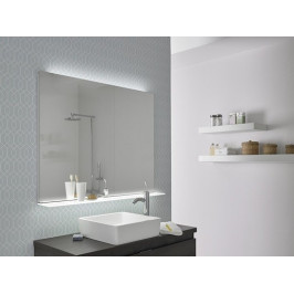 Naturel Zrkadlo s osvetelním 100x80cm, IP44, 18W CALA10080