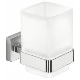 Inda Držiak pohárikov Cubo, chróm A29100CR21