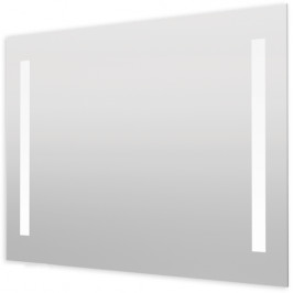 Naturel Zrkadlo s osvetlením led Iluxit 100x70 cm IP44, s vykurovacou fóliou a senzoro ZIL10070TLEDS