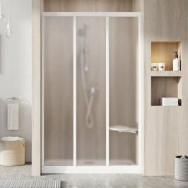 Sprchové dvere 130x188 cm Ravak Supernova biela 00VJ0102ZG