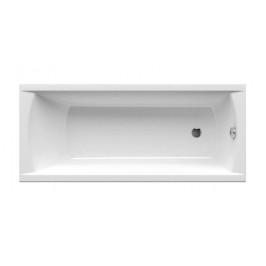 Obdĺžniková vaňa Ravak Classic 160x70 cm, akrylát, 210 l CLS1600