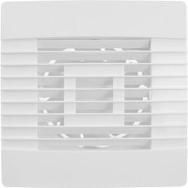 HACO Ventilátor stenový biely s žalúzií AVPRO150S