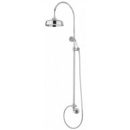 Sprchový systém Paffoni Ricordi bez batérie, 1 funkcia, retro ZCOL100