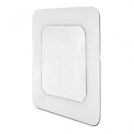 Zrkadlo Naturel Pavia Way, biela ZAP6075W
