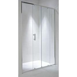 Sprchové dvere 100x195 cm Jika Cubito Pure chróm lesklý H2422430026681