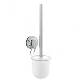 Multi WC kefa Ecoloc, biela/chróm ECO37