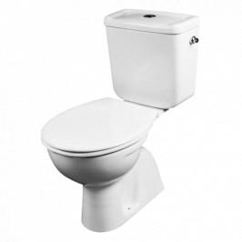 Stojaci WC kombi Ideal Standard Eurovit, spodný odpad, 65,5cm V335701
