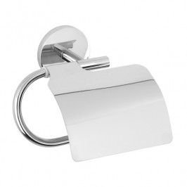 Multi Držiak toaletného papiera Simple nástenný, guľatý SIM25