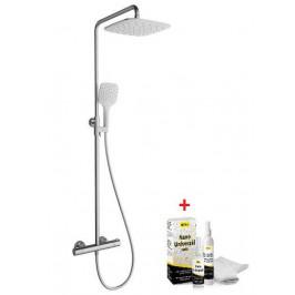 Sprchový systém Ravak s termostatickou batériou SIKOBRSS