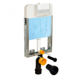 Siko nádržka k WC pre zamurovanie T020115