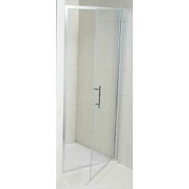 Sprchové dvere 90x195 cm Jika Cubito Pure chróm lesklý H2542420026681