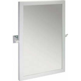 Bemeta Zrkadlo nástenné Help 60 cm, biela 301401034