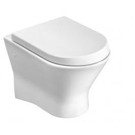 Závesné WC Roca Nexo, zadný odpad, 53,5cm 7.3466.4.L00.0