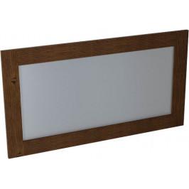 Zrkadlo Naturel Country 130 cm, hnedá SIKONSB061