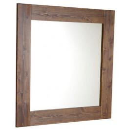Zrkadlo Naturel Country 80 cm, hnedá SIKONSB051