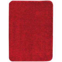 Kúpeľňová predložka mikrovlákno Optima 60x90 cm, červená PRED101